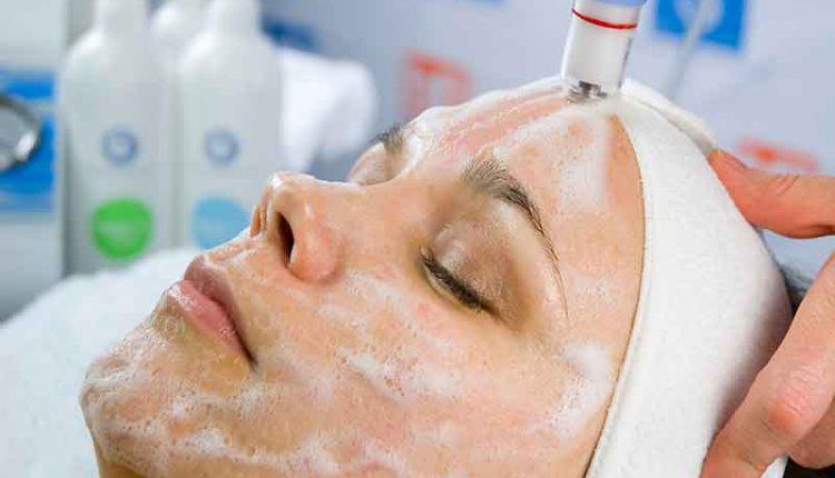 هیدرودرمی یا آبرسانی به پوست